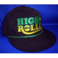 CREATURE  HIGH ROLLER CAP Black