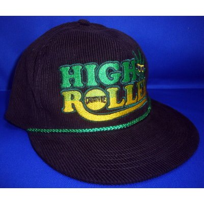 画像1: CREATURE  HIGH ROLLER CAP Black