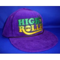 CREATURE  HIGH ROLLER CAP Purple