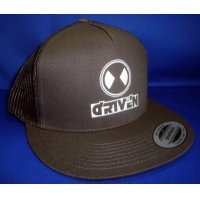 THE DRIVEN DOT MESH CAP Gray