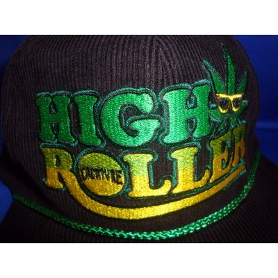 画像2: CREATURE  HIGH ROLLER CAP Black