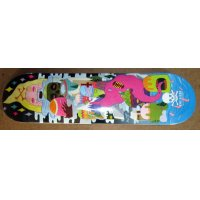 DEATH SKATEBOARDS LURK 8.0