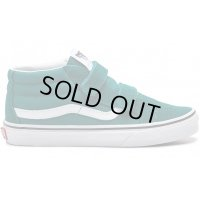 VANS SK8-MID REISSUE V QUETZAL GREEN/TRUE WHITE