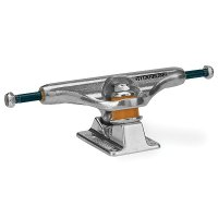 INDEPENDENT FORGED TITANIUM SILVER TRUCKS